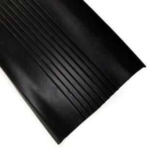 U-shaped bottom rubber weather seal